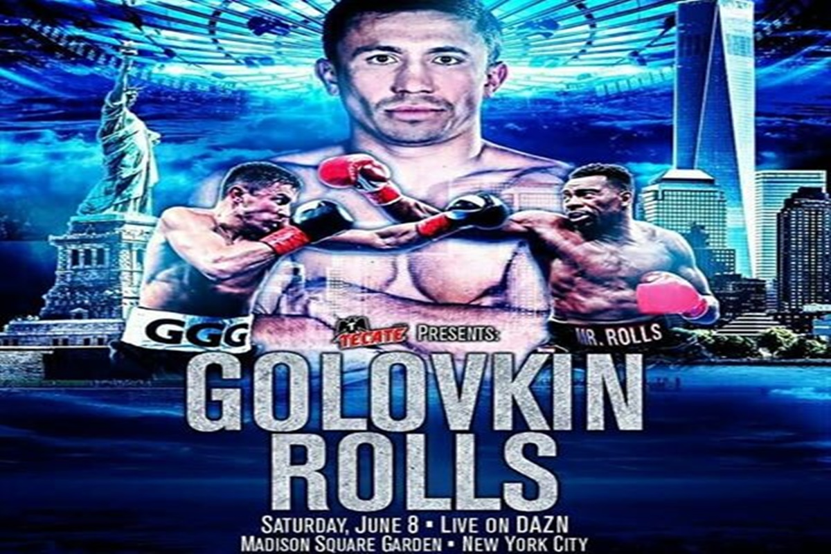 GGG is back
