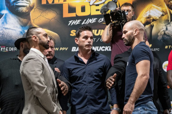 Paulie Malignaggi vs Artem Lobov UK TV channel, fight time, cost, date and venue for BKFC 6