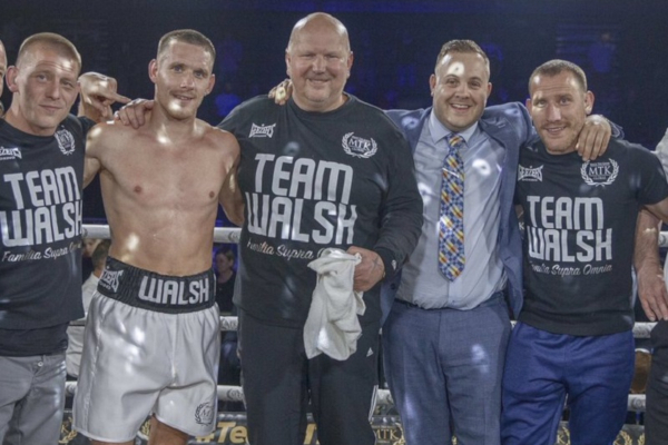 Ryan Walsh strikes back! Jordan Gill and Isaac Lowe gave up title shots, I want to fight regularly