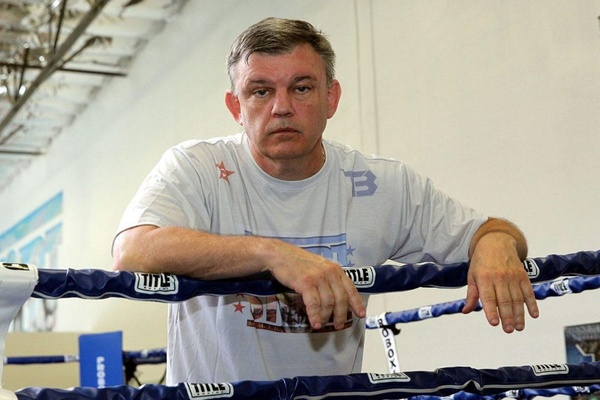 The call to the hall 2019: Teddy Atlas