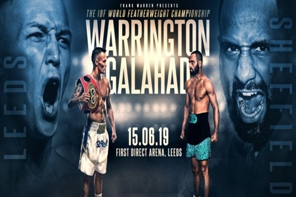Josh Warrington edges Kid Galahad to retain IBF title