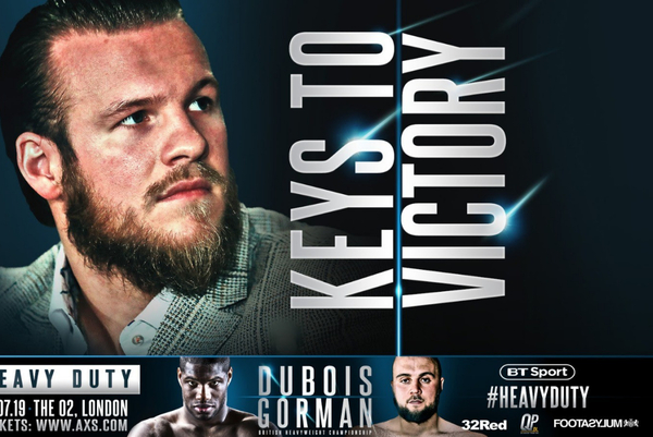 Ben Davison previews Daniel Dubois vs Nathan Gorman and gives top tips to both men