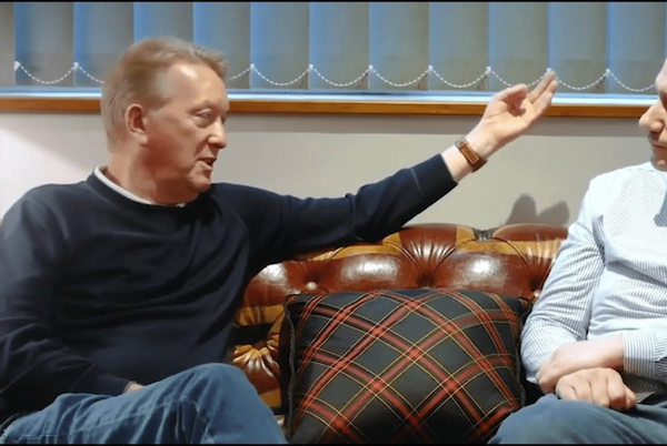 We ask Frank Warren what is going on with BoxNation (video)