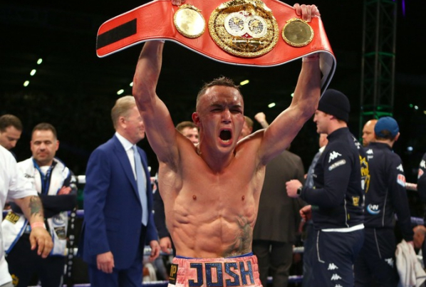 Why Shakur Stevenson won't get a shot at IBF champion Josh Warrington, from the latter's manager