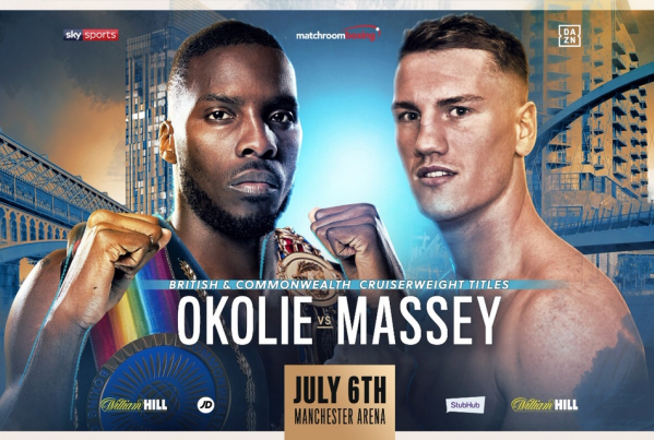 Lawrence Okolie vs Jack Massey off, whole show postponed