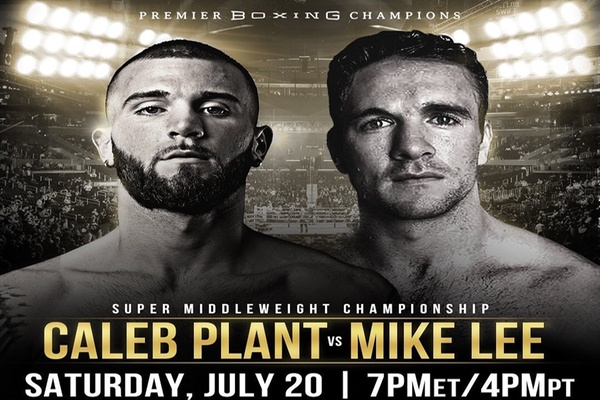 Caleb Plant has little trouble with Mike Lee, wins by stoppage