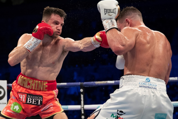 Anthony Fowler in amicable split from trainer Dave Coldwell