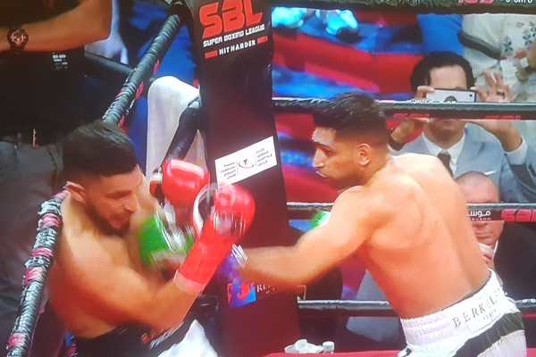 Amir Khan crushes Billy Dib in Jeddah; Hughie Fury cruises past Sam Peter, while Prince Patel is humbled