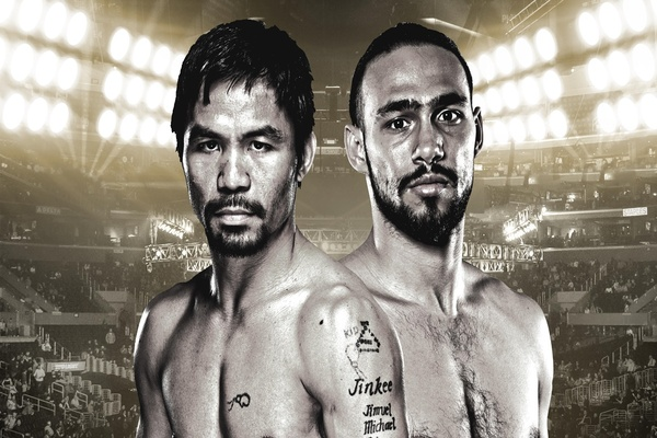 Manny Pacquiao vs Keith Thurman: Predictions from Britain