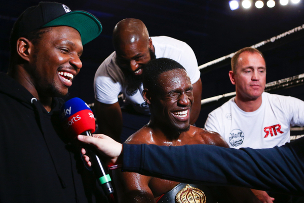 Dillian Whyte UKAD joint statement released