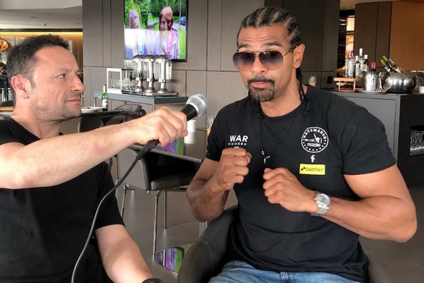 David Haye: 'I've heard so many excuses' for Anthony Joshua loss (video)