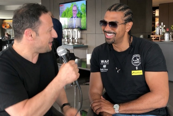 Why David Haye cannot believe Dillian Whyte is yet to challenge for a world title (video)