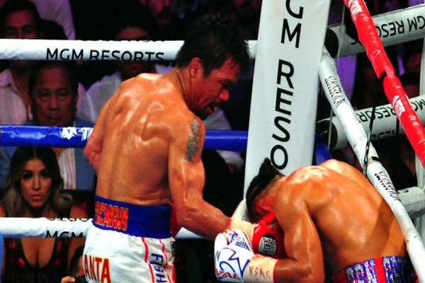 Manny Pacquiao and 5 more little lion men who slayed the giants