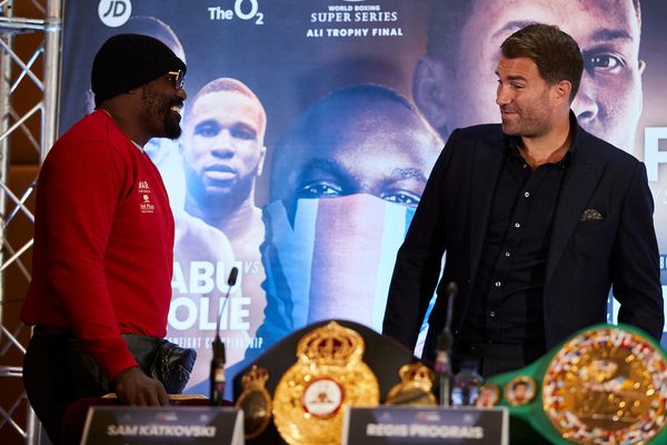 Dereck Chisora vs The World: The rights and the wrongs