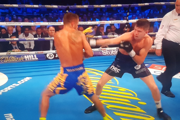 Vasiliy Lomachenko not unbeaten but may be unbeatable, defeats Luke Campbell in London