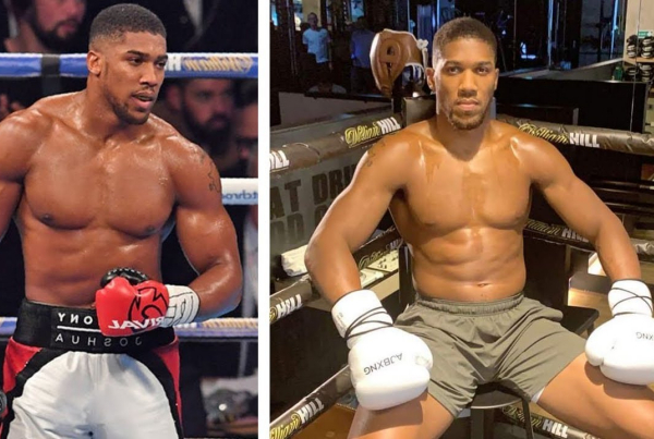 The Anthony Joshua 'weight loss' - his nutritionist tells all (video)