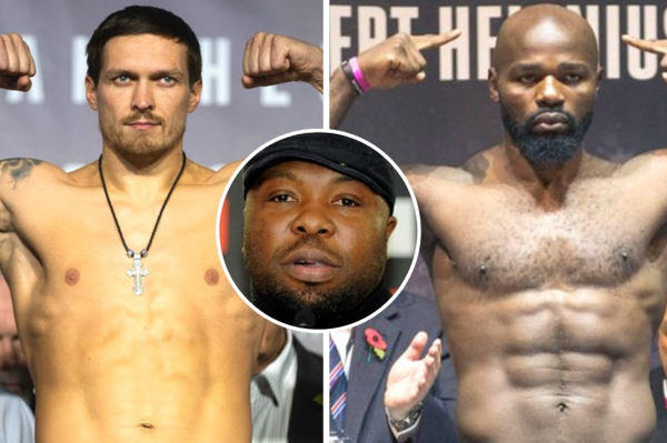 Why Oleksandr Usyk picked the wrong opponent in Carlos Takam (video)