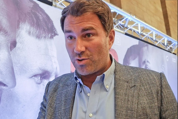 Eddie Hearn: signing fighters for DAZN is my No. 1 priority (video)