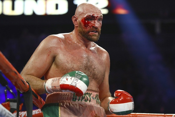 Tyson Fury, how to have success against the Gypsy King, reveals Otto Wallin