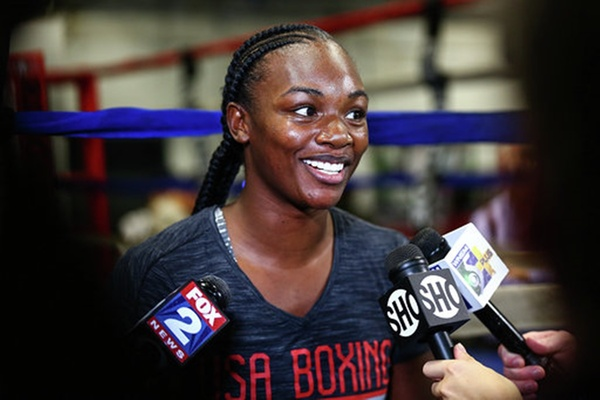 Claressa Shields names four opponents she could headline a ppv against