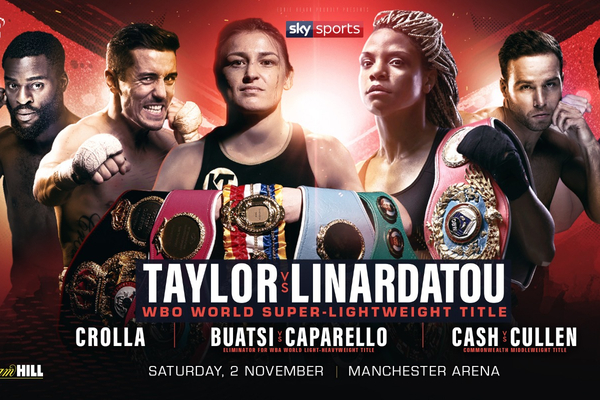Anthony Crolla retires as Katie Taylor bids to make history
