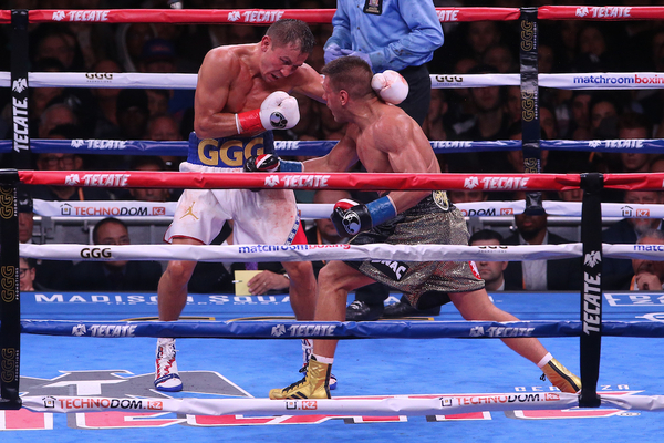 Gennady Golovkin vs Sergiy Derevyanchenko: Contentious result after gruelling title fight