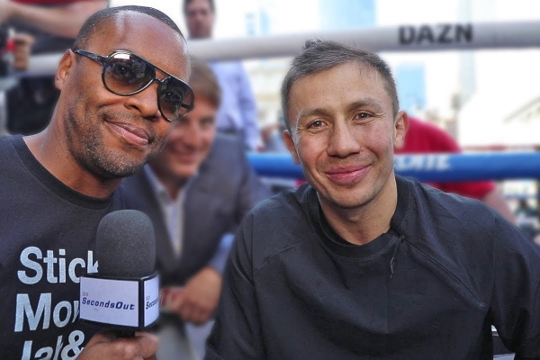 GGG ready to get rid of Derevyanchenko early (video)