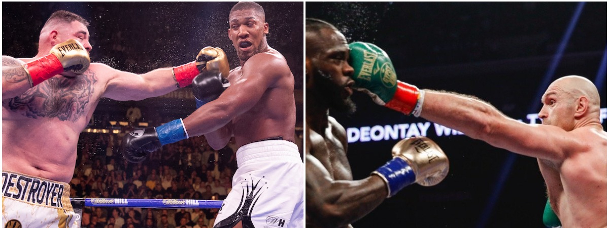 Anthony Joshua, Andy Ruiz, Tyson Fury and Deontay Wilder: The 4 (heavyweight) kings, in review