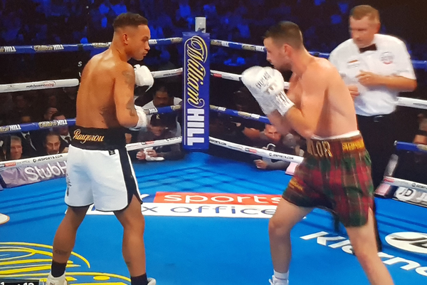 Regis Prograis vs Josh Taylor report: New unified and WBSS champion crowned in London