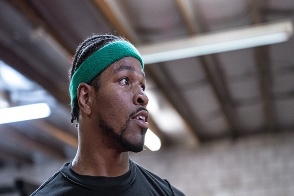 Shawn Porter 'Locked and loaded' Ten questions, ten answers