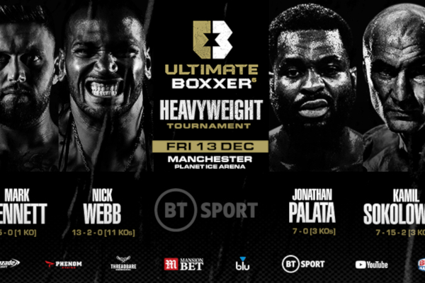Boxing on UK TV How to watch: Ultimate Boxxer heavyweight & Golden Contract light-heavyweight