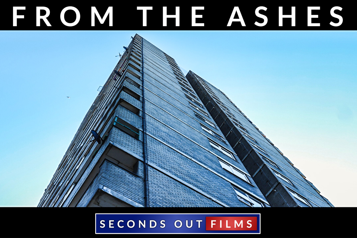 From the Ashes is out now
