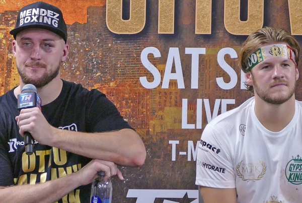 Tyson Fury misses post-fight presser after gruelling Otto Wallin battle (video)