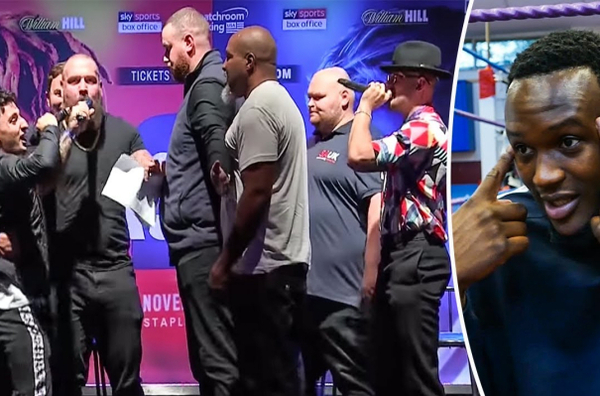 KSI trainer on their special bond plus AnEsonGib vs Jake Paul (video)