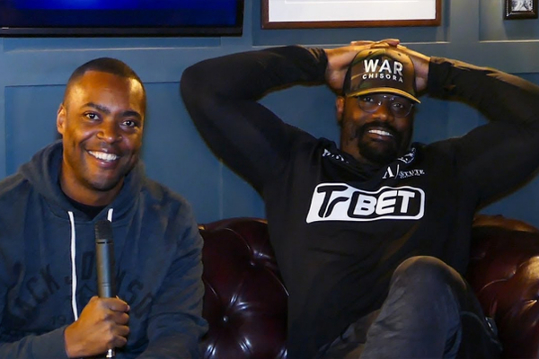 Dereck Chisora: Why I've trained myself for David Price (video)
