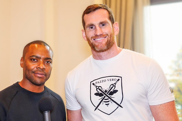 David Price: Why Dereck Chisora would be my biggest win (video)