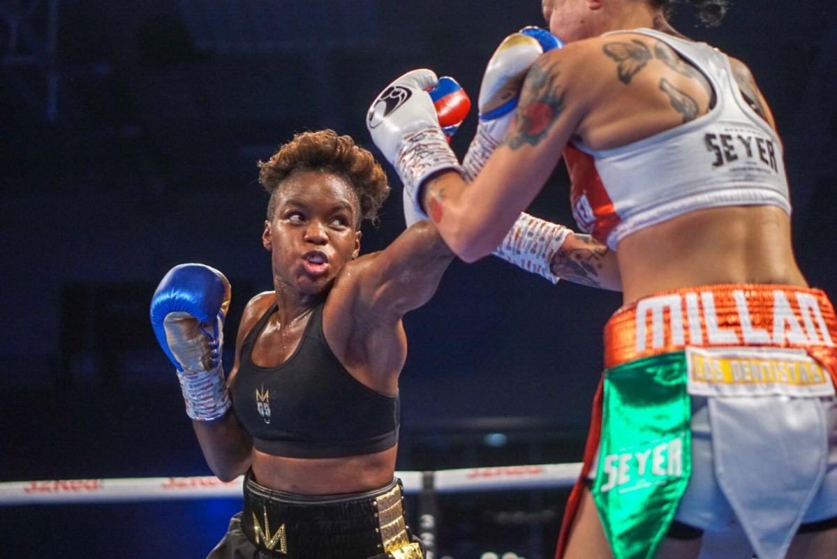 Nicola Adams (Queensberry Promotions)