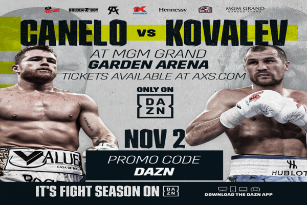 Canelo Alvarez vs Sergey Kovalev preview: by Anthony Yarde trainer Tunde Ajayi