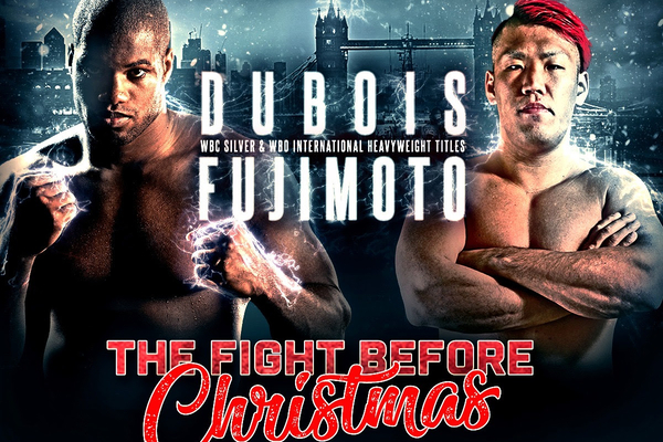 Daniel Dubois vs Kyotaro Fujimoto: weights, TV channel, running order & undercard