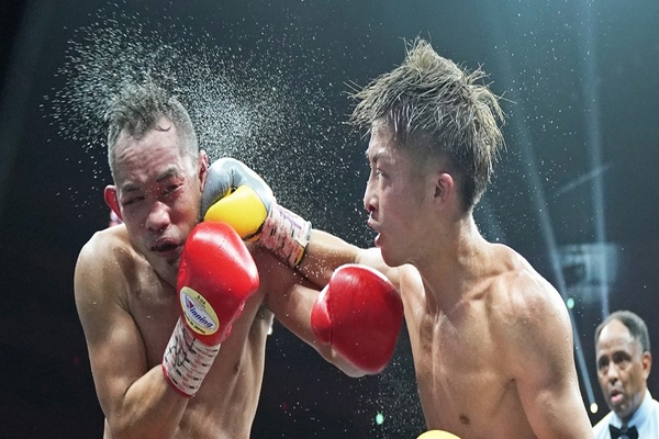 Naoya Inoue survives spirited effort from Nonito Donaire, wins WBSS final