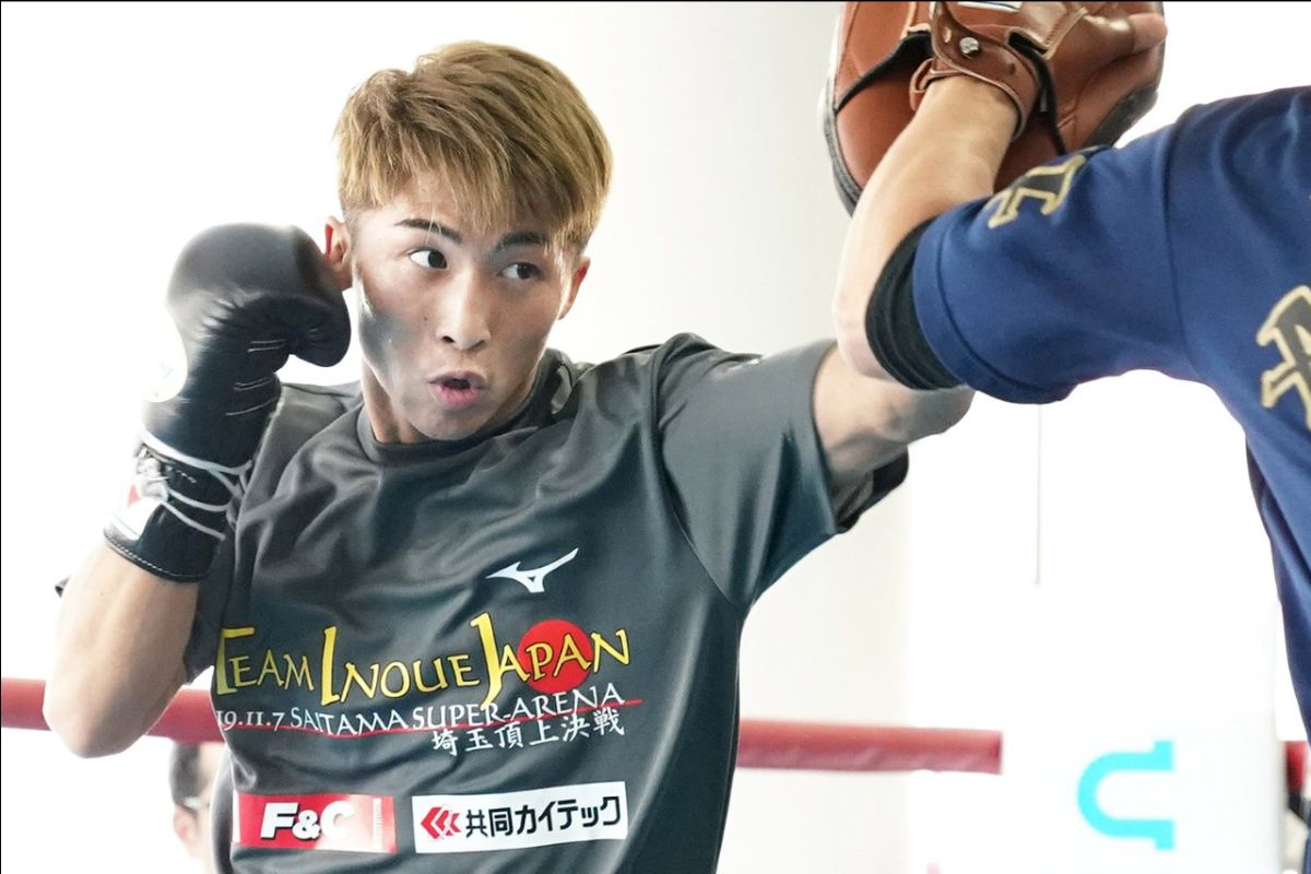Naoya Inoue will take the KO if he can