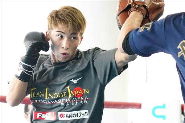 Naoya Inoue: 'I idolised Nonito Donaire, was stealing his moves'