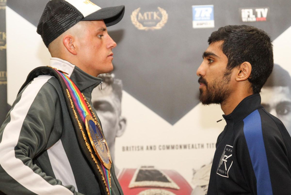 Farooq vs McGregor & Dilmaghani vs Fonseca: Boxing Tonight on free TV channels
