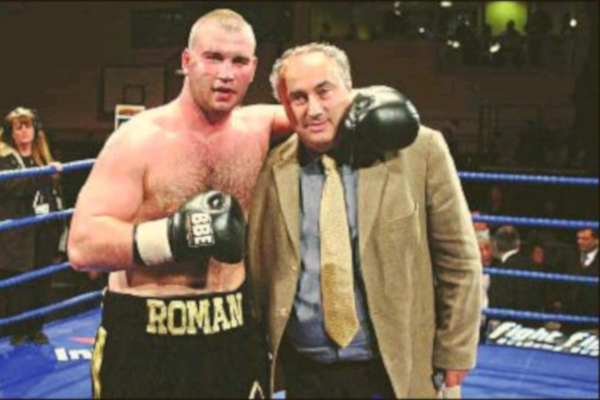 The Roman Greenberg Mystery: David Haye and Dereck Chisora called him world-class