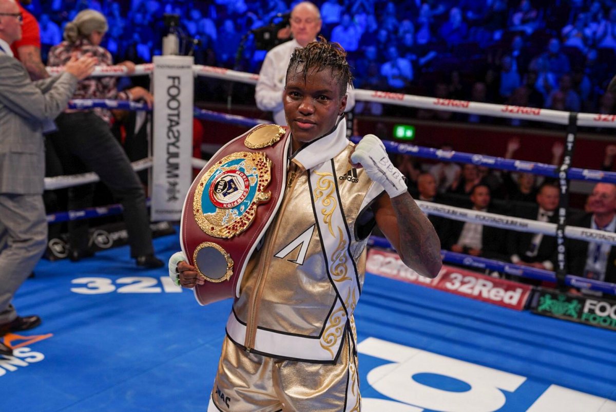 Nicola Adams is a history-maker (Queensberry Promotions)