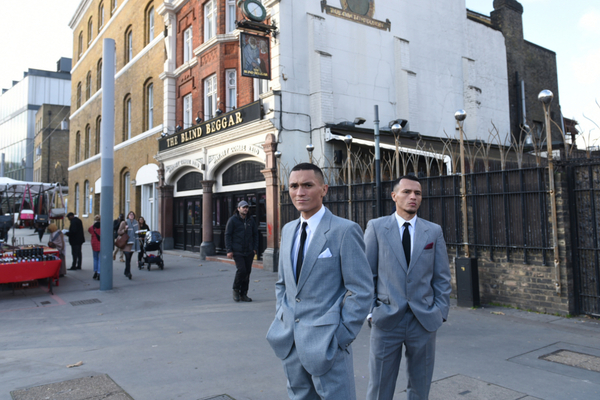 Alex Dilmaghani & John Joe Nevin targeted by 'The new Krays'