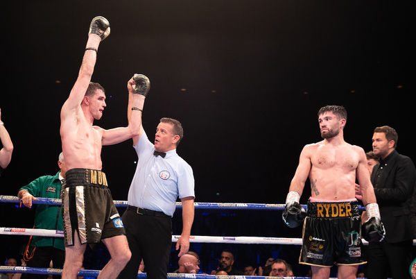 John Ryder exclusive on Callum Smith controversy: People stop me in the streets to say, 'You've been robbed'