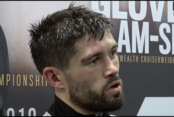 John Ryder: 'I should be champion' following contentious Callum Smith defeat (video)