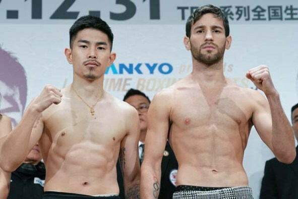 Kazuto Ioka vs Jeyvier Cintron: champion retains, Ancajas next? Ramonal upsets again