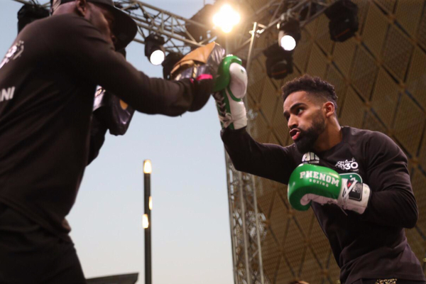 Zuhayr Al Qahtani determined to become first Saudi title-holder on Ruiz vs Joshua 2 show
